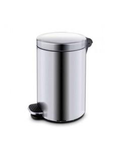 Pojemnik na odpadki satyna 21cm x 26cm x 28cm Stella Dodatki 20.005-SB