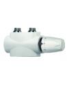 Zestaw termostatyczny IMI HEIMEIER Multilux 4,zawór+obudowa+głowica,biały 9690-27.000