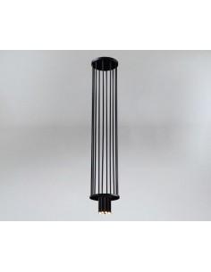 Lampa SHILO DOHAR IHI 9006 czarny/chrom 9006/G9/CZ/CZ