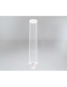 Lampa SHILO DOHAR IHI 9006 czarny/biały 9006/G9/CZ/BI
