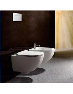 Miska WC wisząca 35x54 Catalano Sfera +śruby mocujące (5KFST00) biała 1VSF5400