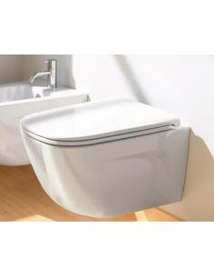 Miska WC wisząca Catalano Canova Royal 55 x 36cm biała + śruby mocujące 1VSCRN00