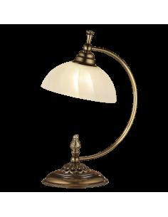 Lampa nocna- CORDOBA II patyna połysk Amplex 207
