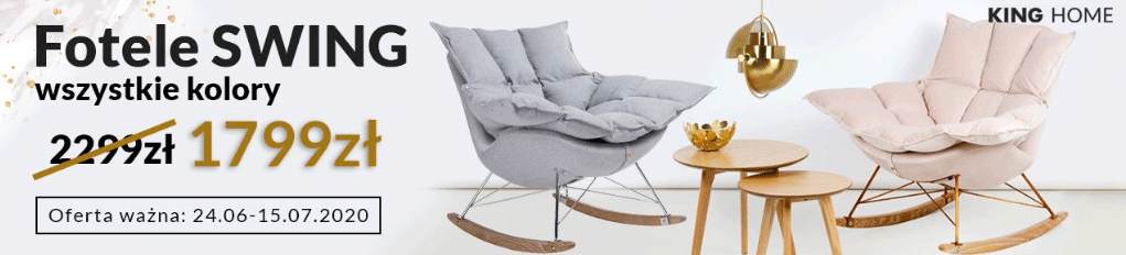 Fotele Swing